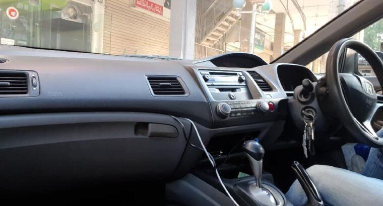 Honda Civic Model 2008 in jeddah