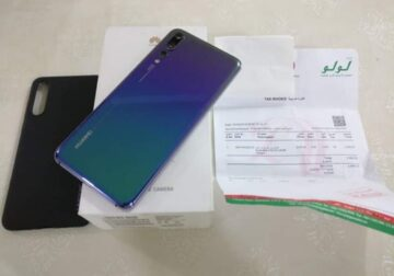 Huawei P20 pro mobile for sale