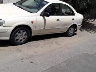 Nissan sunny :2003 for sale