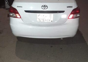 Toyota Yaris for sale in Jeddah