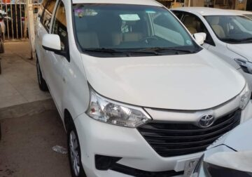 Toyota Avanza 2016 for sale in Jeddah