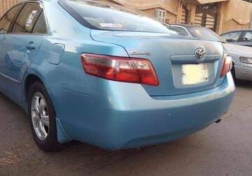 Toyota camry-2007 for sale in Jeddah