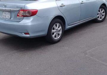 Toyota Corolla for sale in Jeddah