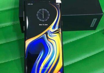 Samsung NOTE 9 Dual sim Original Pen (Remote)