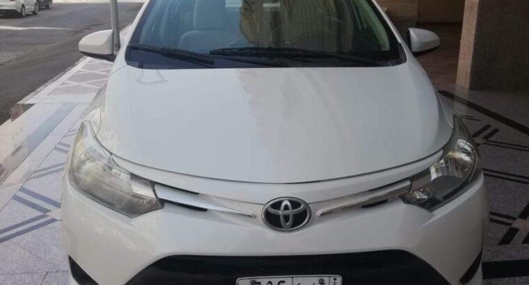Toyota Yaris – 2016- ODO 88000 KM, * auto Gear`