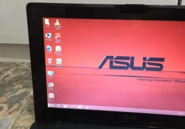 Laptop Asus Touch screen 12 inch in Kuwait