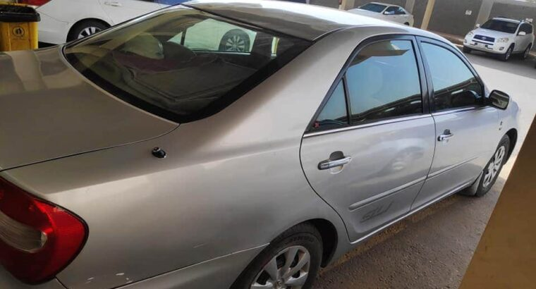 Camry 2004 Fahas isthimara Valid , no any major