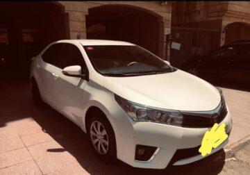 Toyota Corolla 2015 Perfect Condition Transmission