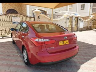 Kia Cerato 2015 model Oman car Full automatic