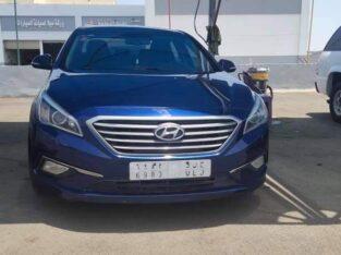 Hyundai sonata 2016 full option for sale