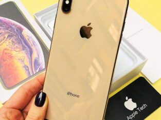 IPhone Xs max Gold 256GB storage for sale