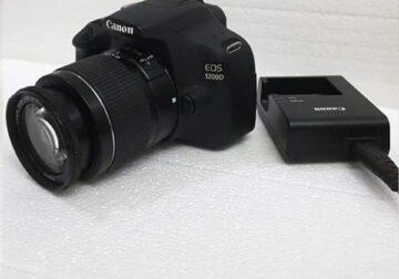 # canon Eos 1200 D DSLR Camera to much new conditi