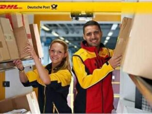 URGENTLY REQUIRED MALE & FEMALE NEW STAFF FOR DHL