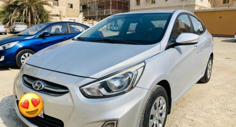 Hyundai accent model 2018 for sale