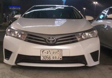 Toyota Corolla 2015 for sale in Jeddah