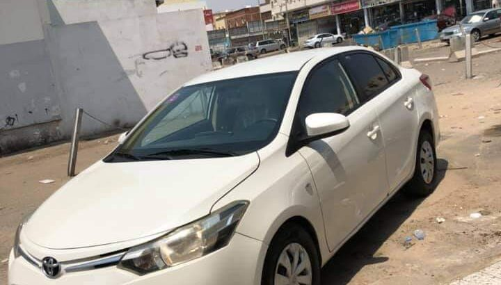 Toyota Yaris 2015 Automatic for sale