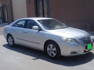 Toyota Camry Model: 2007 Transmission: Automati