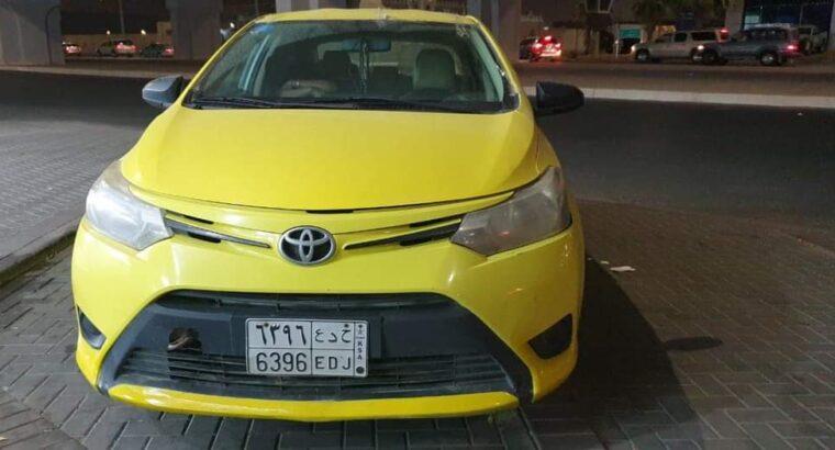 Toyota yaris Model. 2014 manual 25000 k. M