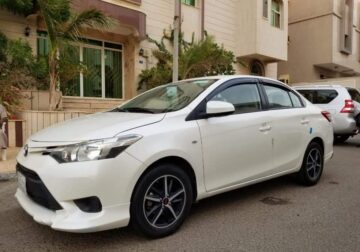 Toyota Yaris LIMITED sports edition – 2017- for