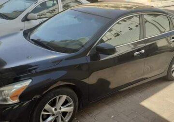 Nissan Altima model 2013 for sale