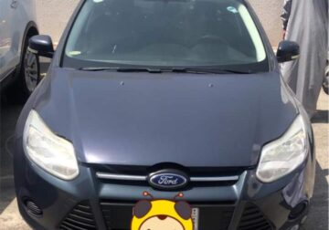 FORD FOCUS ( 2014 ) Automatic Odo: 90K New Fahas