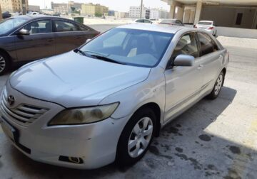 Toyota camry model 2008 manual for sale