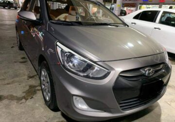 Hyundai accent for sale Model 2018 Full automatic