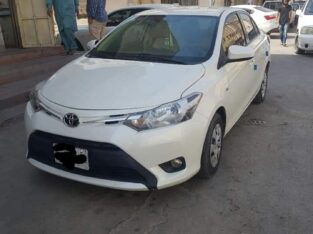 Toyota yaris 2015 Automatic Fass & istamara