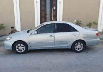 Toyota Camry 2006 model For sale Automatic Ac