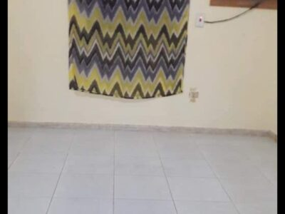 1 room in a 2 room flat vacant, location back