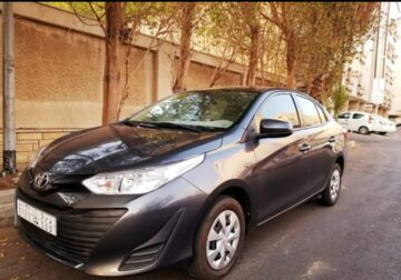 Toyota Yaris – 2018- for sale auto Geat