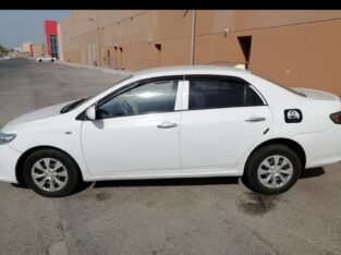 Toyota Corolla for sale model 2008 XL