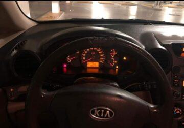 Kia Carens 2007 Full Automatic windows Automatic