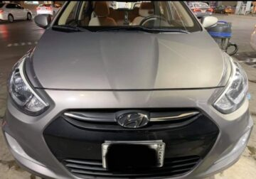 Hyundai accent Model 2018 Full automatic for sal
