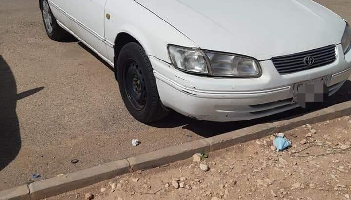 Toyota Camry Model 2000 Automatic transmission