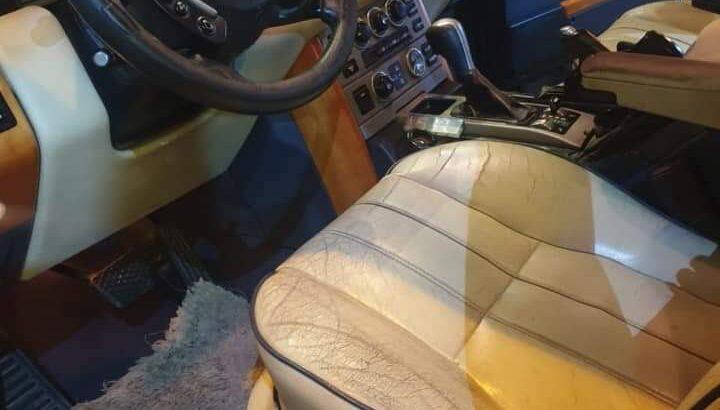 السيارة: لاند روفر – رنج روفركلاسيك الموديل: 2004