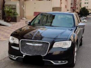 Chrysler 2018..low mileage Full Option. for sale
