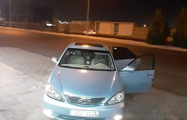 Toyota Camry 2005 full option for sale