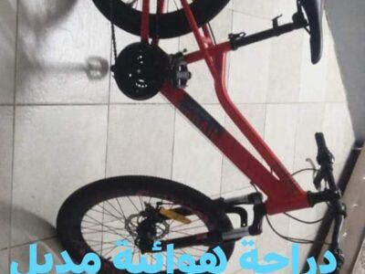 دراجة هوائية مديل جديد في حاله ممتازه للبيع مكه