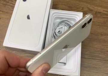 Apple iPhone 11 512GB, diff. Colors available