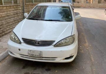 Toyota camary 2004 Price 9000 Manual Everything