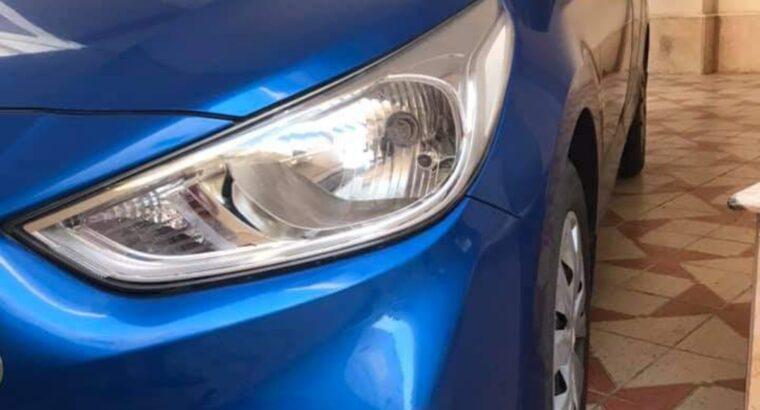 Hyundai Accent 2018 insurance 5 years , remaining