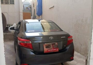 Toyota Yaris 2016 for sale Price is..27500
