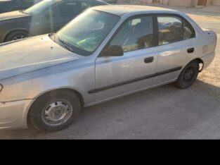 For Sale Hyundai Accent 2006 Model.