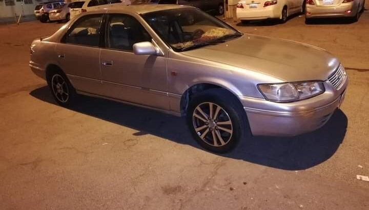 Toyota Camry Year: 1998 Transmission Manual