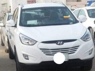 Hyundai Tucson 2015 Odo – 200,000 Gear Automatic
