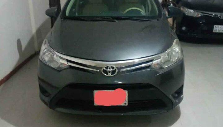 Toyota Yaris model 2016 automatic pahss new istemara