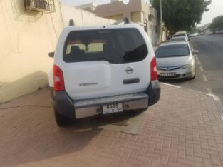 Nissan xterra Model 2011 sale in Dubai