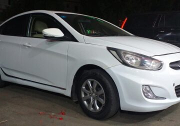 Hyundai Accent 2013 model sale in Jeddah