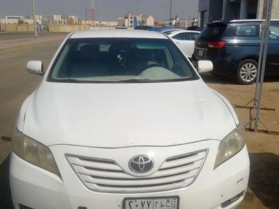 Toyota Camry Model 2008 Manual gear sale in Jeddah